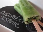 Cucumber Sesame