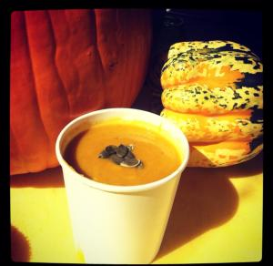 pumpkin bisque by aikopops